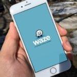 Siri Shortcut di Waze