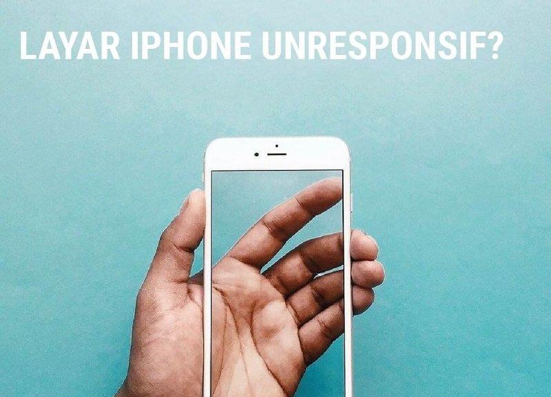 Layar iPhone